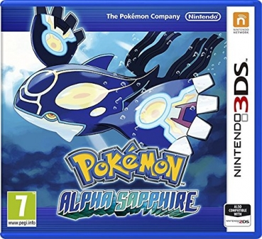 Pokemon Alpha Saphir (Nintendo 3Ds)