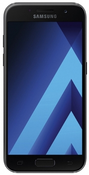 Samsung Galaxy A3 Smartphone 16GB Black (2017)