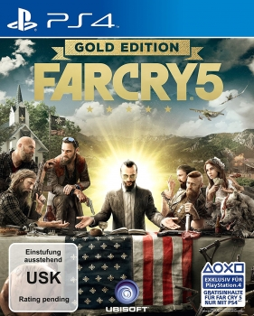 Far Cry 5 Gold Edition (PlayStation 4)