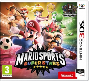 Mario Sports Superstars + amiibo Karte (Nintendo 3Ds)