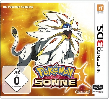 Pokemon Sonne (Nintendo 3Ds)