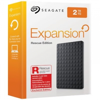 Seagate Expansion Portable externe 2TB Festplatte (PlayStation 4, Xbox One, PC)