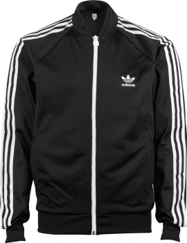 Adidas Originals Superstar Jacke Black