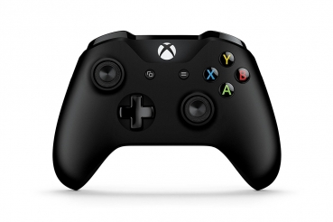 Microsoft Wireless Controller Black (Xbox One)