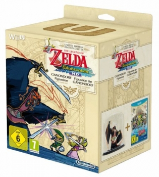 The Legend of Zelda The Wind Waker HD Limited Edition (Nintendo Wii U)