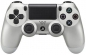 Preview: Sony Dualshock 4 Silver (PlayStation 4)