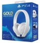 Preview: Sony PlayStation 4 Gold Wireless Headset 7.1 White (PlayStation 4, PC)