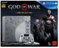 Preview: Sony PlayStation 4 Pro Konsole Limited Edition (1TB) inklusive God of War