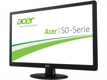 Acer S230HLBII Monitor 23 Zoll (Full HD)