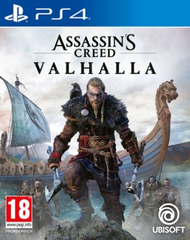 Assassin´s Creed Valhalla (PlayStation 4)