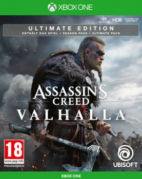 Assassin´s Creed Valhalla Ultimate Edition (Xbox One)