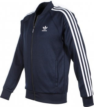 Adidas Originals Superstar Jacke Navy