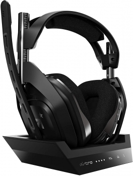 Astro A50 Wireless Headset + Basisstation 4. Generation (PlayStation 4, PC, Mac)