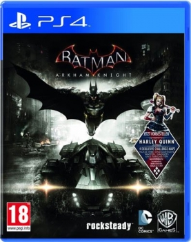 Batman Arkham Knight Special Edition (PlayStation 4)
