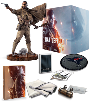 Battlefield 1 Collector's Edition (PlayStation 4)