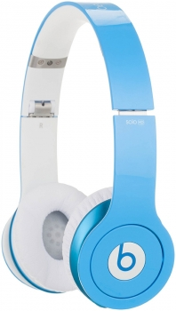 Beats by Dr. Dre Solo HD Light Blue Kopfhörer
