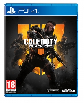 Call of Duty Black Ops 4 (PlayStation 4)