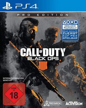 Call of Duty Black Ops 4 Pro Edition (PlayStation 4)