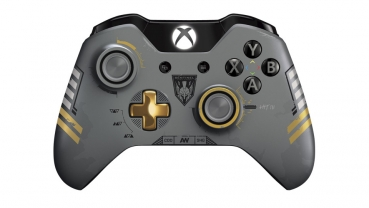Microsoft Call of Duty Advanced Warfare Controller Limited Edition (Xbox One)