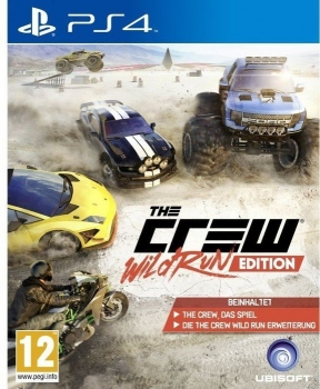 The Crew Wild Run Edition (PlayStation 4)
