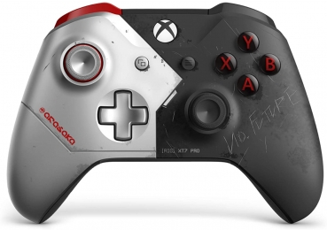 Microsoft Cyberpunk 2077 Controller Limited Edition (Xbox One)