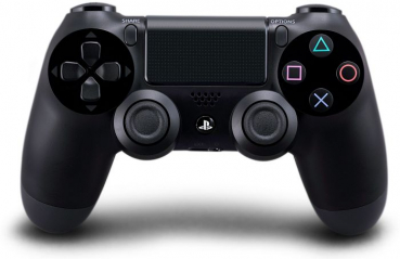 Sony Dualshock 4 Black (PlayStation 4)