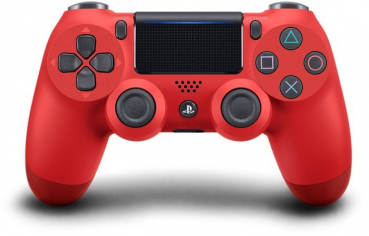 Sony Dualshock 4 Magma Red (PlayStation 4)