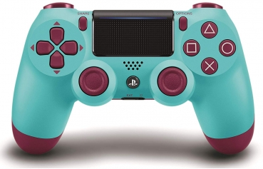 Sony Dualshock 4 Berry Blue (PlayStation 4)