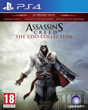 Assassin's Creed Ezio Collection (PlayStation 4)