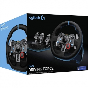 Logitech G29 Lenkrad (PlayStation 4, PlayStation 3, PC)