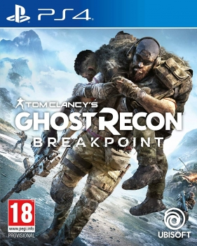Tom Clancy´s Ghost Recon Breakpoint (PlayStation 4)