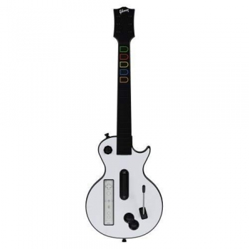 Guitar Hero Wireless Gitarre Les Paul (Nintendo Wii)