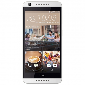HTC Desire 626G Smartphone Birch White