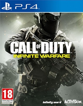 Call of Duty Infinite Warfare (PlayStation 4)
