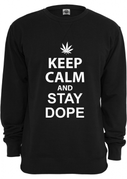 Mister Tee Keep Calm Crewneck