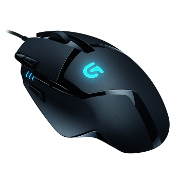 Logitech G402 Hyperion Fury FPS Gaming Maus