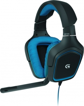 Logitech G430 Headset (PlayStation 4, PC)