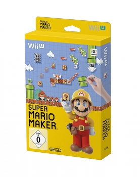 Super Mario Maker Artbook Edition (Nintendo Wii U)