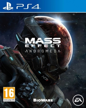 Mass Effect Andromeda (PlayStation 4)