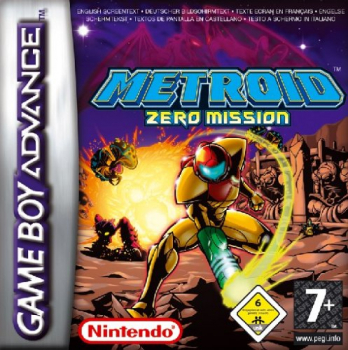 Metroid Zero Mission (Game Boy Advance)