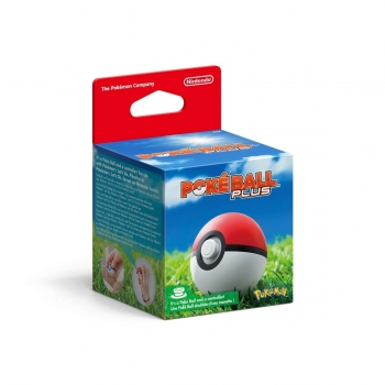 Nintendo Pokeball Plus (Nintendo Switch)