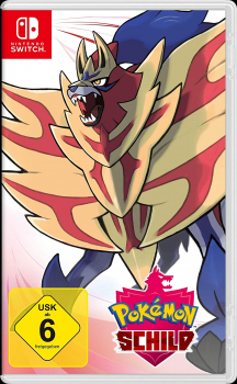 Pokemon Schild (Nintendo Switch)