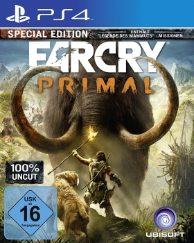 Far Cry Primal Special Edition (PlayStation 4)