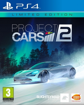 Project Cars 2 Limited Steelbook Edition (PlayStation 4)
