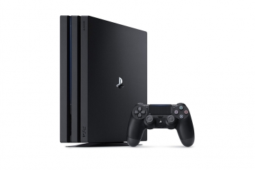Sony PlayStation 4 Pro Konsole (1TB) inklusive Red Dead Redemption 2