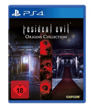 Resident Evil Origins Collection (PlayStation 4)