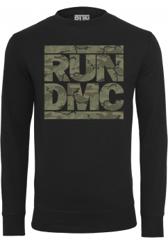 Mister Tee Run Dmc Crewneck