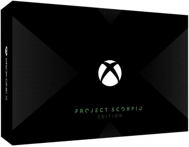Microsoft Xbox One X Project Scorpio Edition 1TB