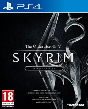 The Elder Scrolls V Skyrim (PlayStation 4)