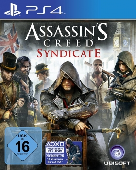 Assassin's Creed Syndicate Special Edition (PlayStation 4)